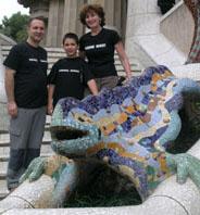 Gaudi artisautzarentzat      Gaudi con la artesanía