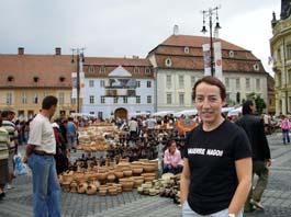 Galiziatik Rumaniara-Desde Galicia a Rumania